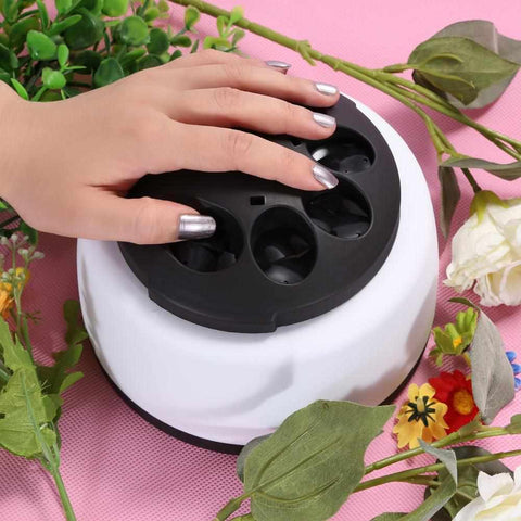 CRYLIX-ELECTRIC NAIL POLISH REMOVER-Beauty & Health-Weekly Top Deal