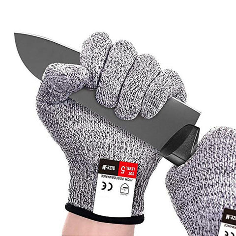 Cut Resistant Gloves Food Grade Level 5 Protection-Home Collection-Weekly Top Deal