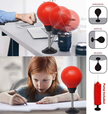 Desktop Punch Bag-Gift & Accessories-Weekly Top Deal