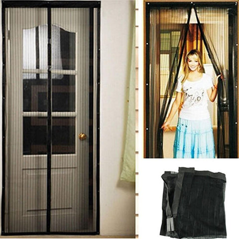 Door Panel Curtains Drapes Two Panels 210cm*100cm / Bedroom-Electronic-Weekly Top Deal