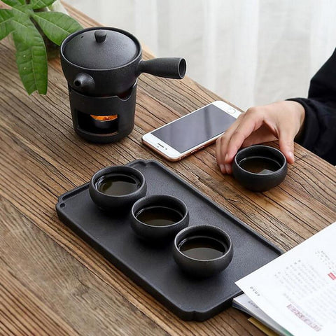 Drink Ware Set Porcelain Heat-Insulated-Home Collection-Weekly Top Deal