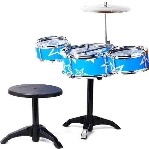 Drum Set Toy Musical Instrument Round Drum Set-Kids, Toys & Baby-Weekly Top Deal