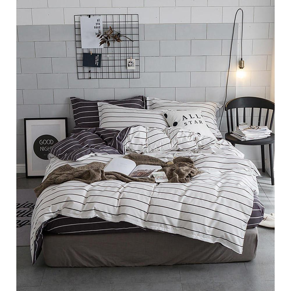 Duvet Cover Sets Luxury 4 PieceBedding Sets-Home Collection-Weekly Top Deal