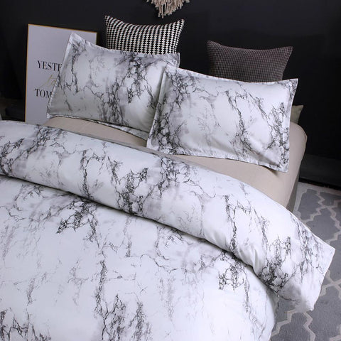 Duvet Cover Sets Luxury Printed 3 PieceBedding Sets-Home Collection-Weekly Top Deal