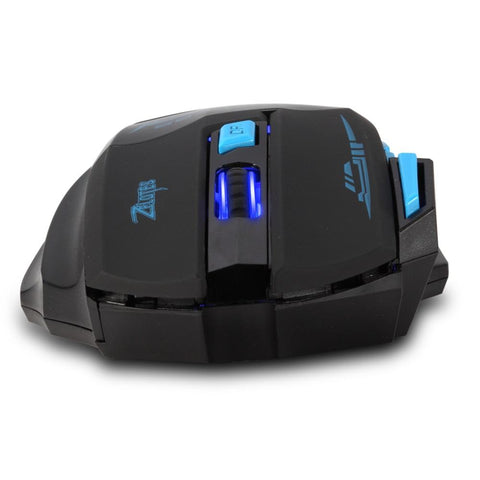 F14 LED Optical Computer Mouse Wireless 2.4G 2400 DPI 7 Buttons Wireless Gaming Mouse-Electronic-Weekly Top Deal