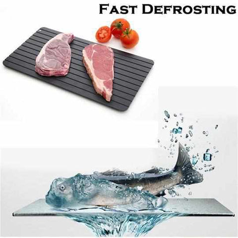 FAST DEFROSTING TRAY-Home Collection-Weekly Top Deal