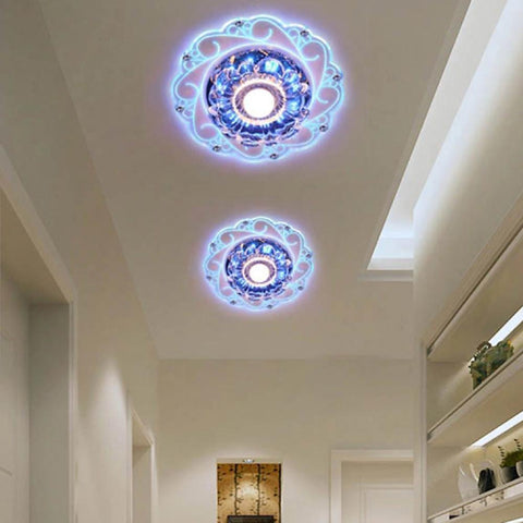Flush Mount Lights Ambient Light Others Crystal Crystal, LED 220-240V-Home Collection-Weekly Top Deal