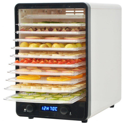 Food dehydrator with 10 trays-Home Collection-Weekly Top Deal