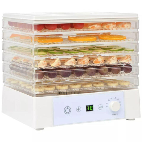 Food dehydrator with 6 trays 250 W-Home Collection-Weekly Top Deal