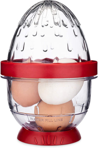 GRANIA ORIGINAL EGG STRIPPER Multi Hard Boiled Egg Peeler-Home Collection-Weekly Top Deal