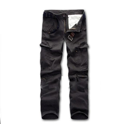 Hiking Cargo Pants Outdoor Multi-Pocket Pants-Men-Weekly Top Deal