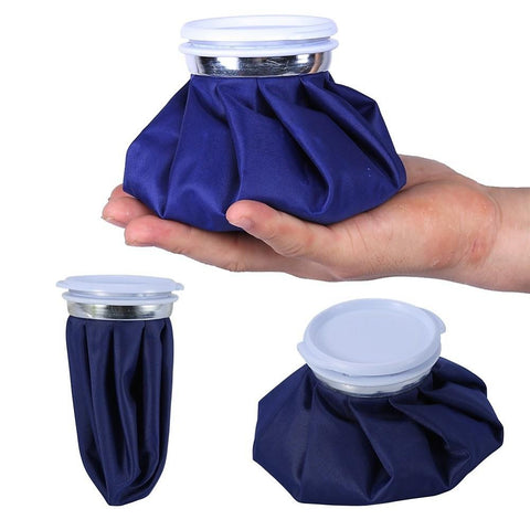Ice Pack Hot and Cool Mode Eases pain Cotton / Polyester Outdoor Exercise Traveling Dark Blue 3 pcs-Home Collection-Weekly Top Deal
