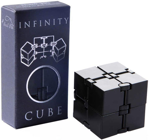 Infinity Cube Fidget Toy, Sensory Tool EDC Fidgeting Game-Home Collection-Weekly Top Deal