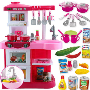 Kitchen Set Toy Dishes & Tea Sets-Kids, Toys & Baby-Weekly Top Deal