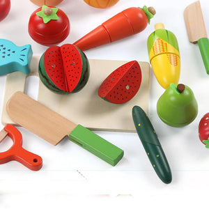 Kitchen Set Toy Food / Play Food Pretend Play Vegetables Magnetic-Kids, Toys & Baby-Weekly Top Deal