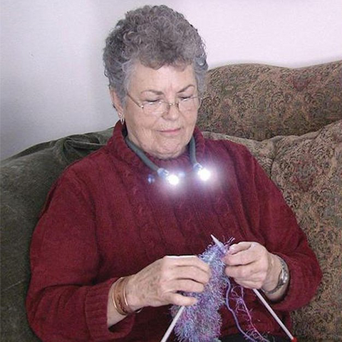 Knitting Crocheting Lamp - Your go-to tool while knitting-Gift & Accessories-Weekly Top Deal