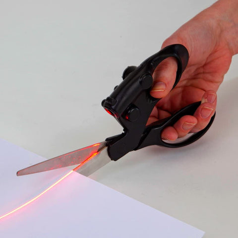 LASER GUIDED SCISSORS-Home Collection-Weekly Top Deal