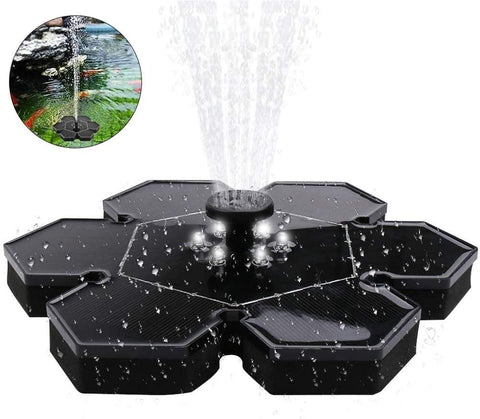 LED Solar Water Fountain-Electronic-Weekly Top Deal