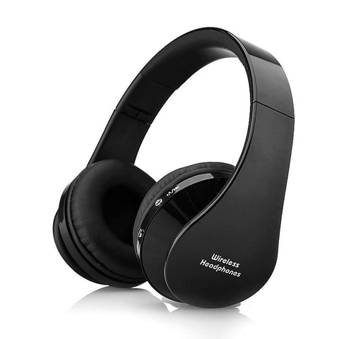 LITBest BT-82 Over-ear Headphone Wireless Travel & Entertainment Bluetooth 4.2 with Microphone-Electronic-Weekly Top Deal