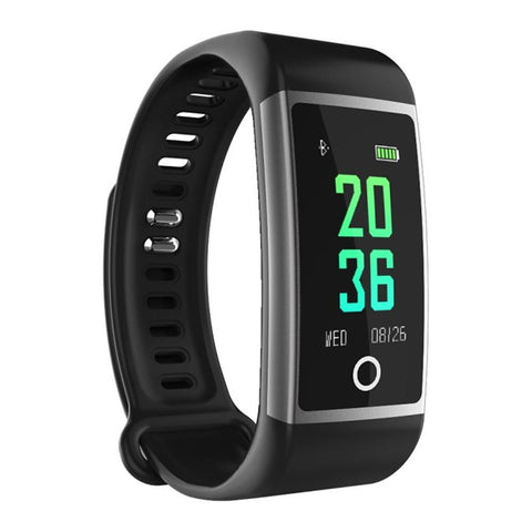 M18 Smart Watch BT 4.0 Fitness Tracker Support Notify & Anti-lost Waterproof Wristband Compatible Samsung/HUAWEI/IPhone-Electronic-Weekly Top Deal
