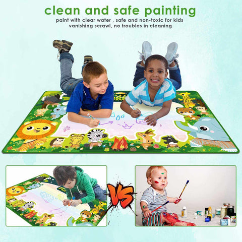Magic Water Drawing Carpet-Kids, Toys & Baby-Weekly Top Deal