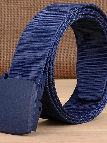Men's Classic & Timeless Waist Belt - Solid Color-Men-Weekly Top Deal
