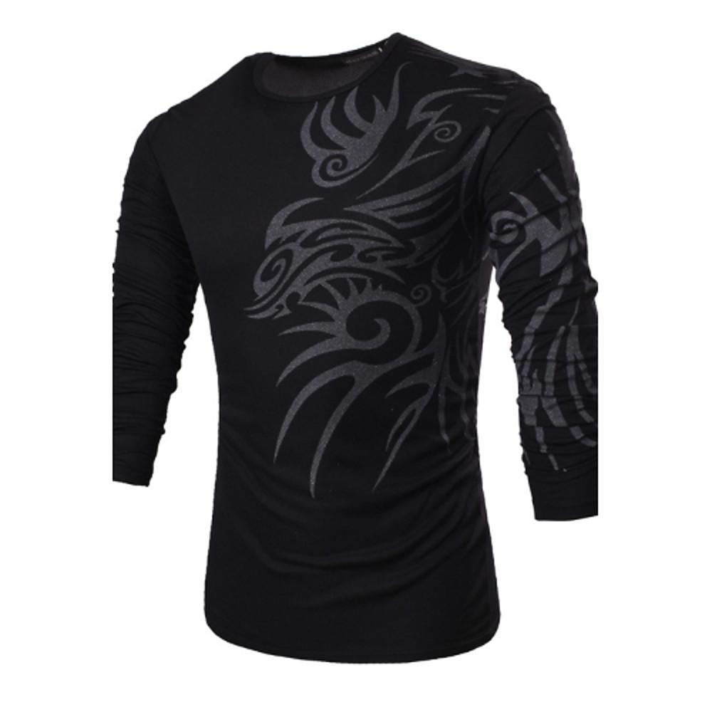 Men's Daily Sports Formal Boho T-shirt-Men-Weekly Top Deal
