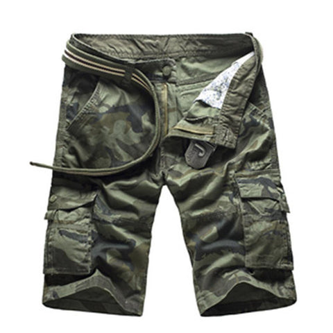 Men's Hiking Cargo Shorts-Outdoor Gear-Weekly Top Deal