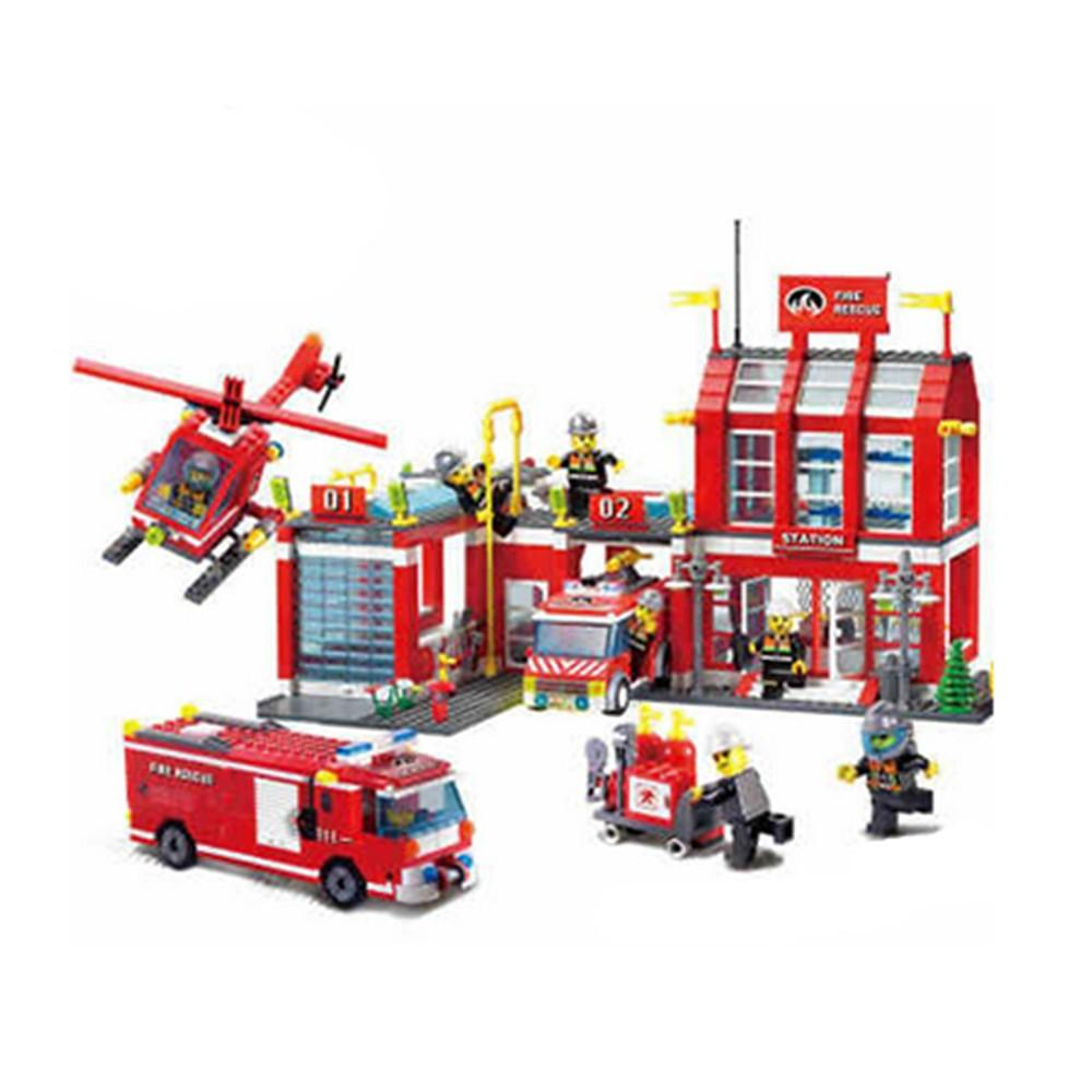 Military Blocks Construction Set Educational Toy-Kids, Toys & Baby-Weekly Top Deal