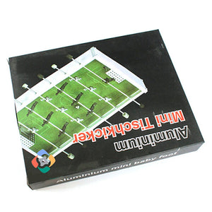 Mini Metal Table Football 6 Handles Desktop Toy-Kids, Toys & Baby-Weekly Top Deal