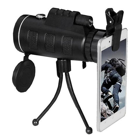 Monocular Lenses Night Vision in Low Light Lens with Stand Easy to Carry-Electronic-Weekly Top Deal