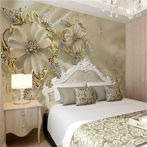 Mural Canvas Wall Covering - Adhesive required 3D-Home Collection-Weekly Top Deal
