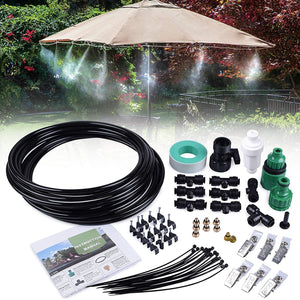 Outdoor Misting Cooler Fan System-Home Collection-Weekly Top Deal