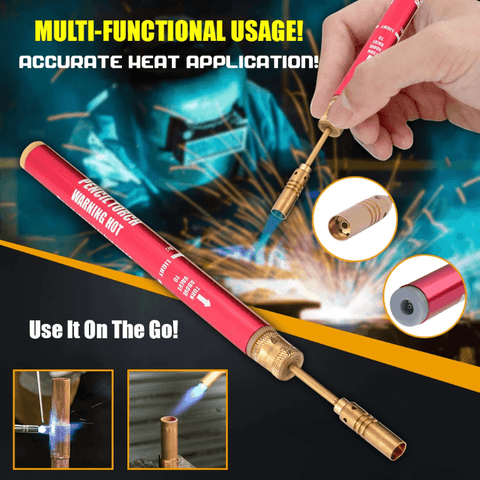 Pen Gas Soldering Torch-Gift & Accessories-Weekly Top Deal