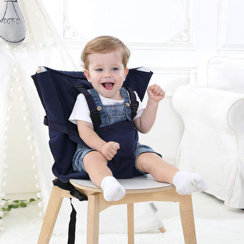 PORTABLE BABY CHAIR SAFETY HARNESS-Kids, Toys & Baby-Weekly Top Deal