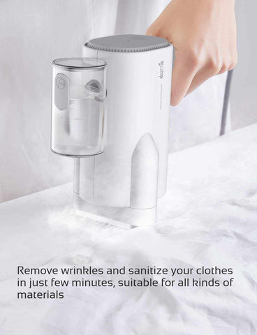 Portable Handheld Garment Steamer for Clothes,7-in-1 Powerful Steamer Wrinkle Remover-Electronic-Weekly Top Deal