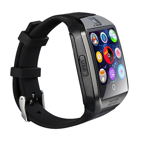 Q18 Smart Watch BT Fitness Tracker-Electronic-Weekly Top Deal