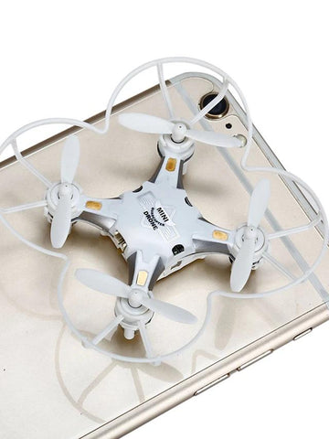 RC Drone FQ777 124+ 4 Channel 6 Axis 2.4G RC Quadcopter LED Lights-Electronic-Weekly Top Deal
