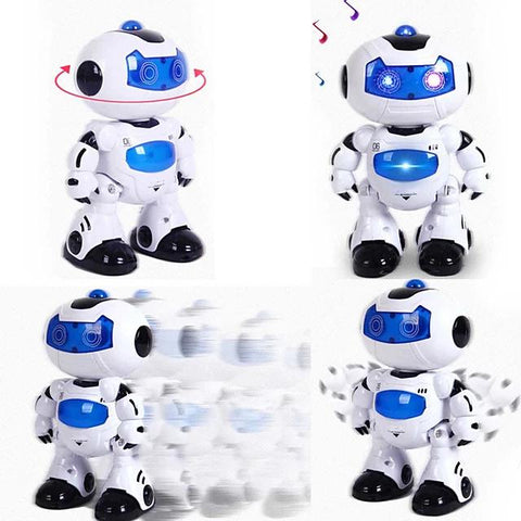 RC Robot Kids' Electronics / Robot Infrared ABS Singing / Dancing / Walking Remote Controlled-Kids, Toys & Baby-Weekly Top Deal