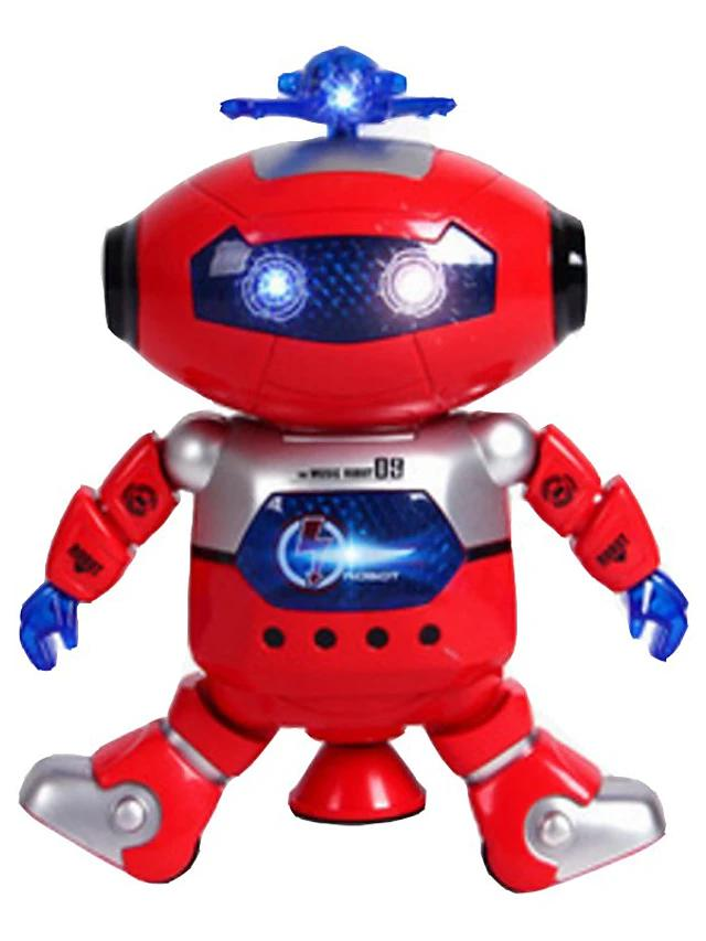 RC Robot LZ444-3 Kids' Electronics ABS Singing / Dancing / Walking-Kids, Toys & Baby-Weekly Top Deal
