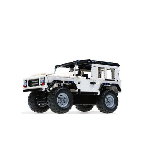 Remote Control RC Building Block Kit Building Blocks Construction Set Toys-Kids, Toys & Baby-Weekly Top Deal
