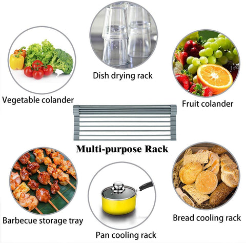 Roll-Up Drying Rack-Home Collection-Weekly Top Deal