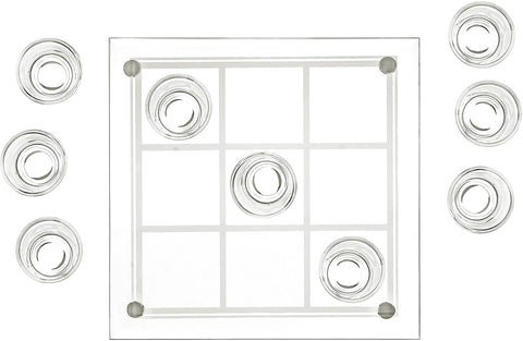 SHOT GLASS TIC TAC TOE Fun Party Board Drinking-Home Collection-Weekly Top Deal