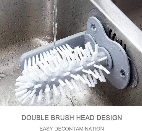 Sink Glass Cleaner Brush-Home Collection-Weekly Top Deal