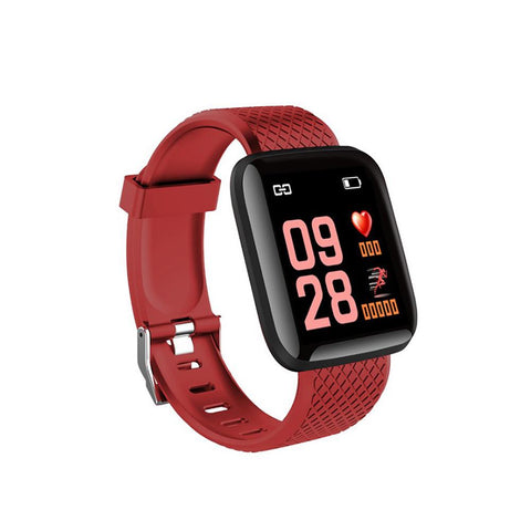 Smart Watch BT Fitness Tracker Support Notify-Electronic-Weekly Top Deal