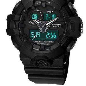 Sport Watch Digital Watch Digital Silicone-Electronic-Weekly Top Deal