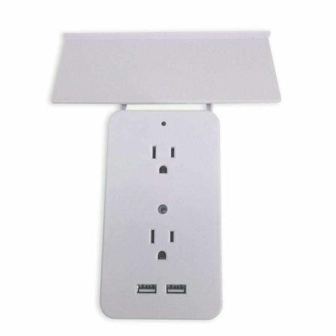 Switch Socket Rack Socket Shelf 8- US Standard Multi-function Bathroom AC Power-Home Collection-Weekly Top Deal