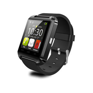 U8 Smart Watch BT 4.0 Fitness Tracker Support Notify Compatible SAMSUNG/SONY Android & Apple-Electronic-Weekly Top Deal