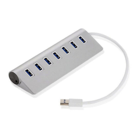 USB 3.0 to USB 3.0 USB Hub 7 Ports High Speed-Electronic-Weekly Top Deal