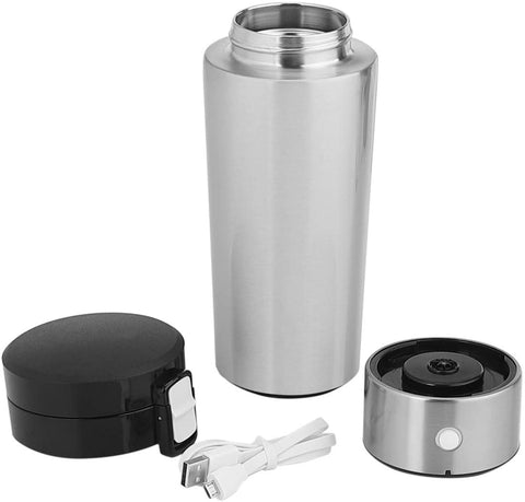 USB Rechargeable Protein Shaker Bottle-Gift & Accessories-Weekly Top Deal
